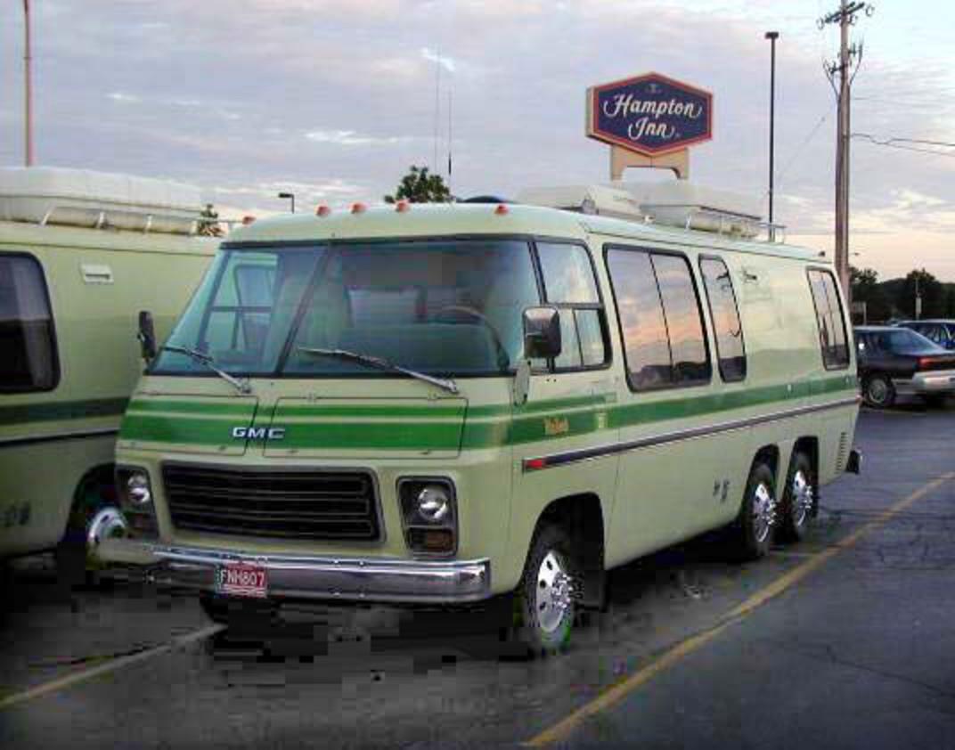 Topworldauto Gt Gt Photos Of Gmc Camper Van Photo Galleries