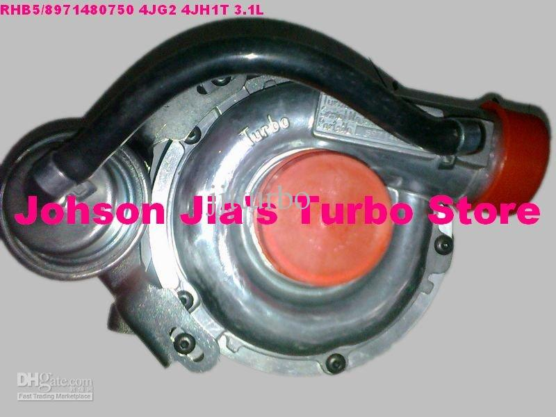Wholesale NEW RHF5/8971480750 turbocharger for ISUZU D-MAX,Rodeo ...