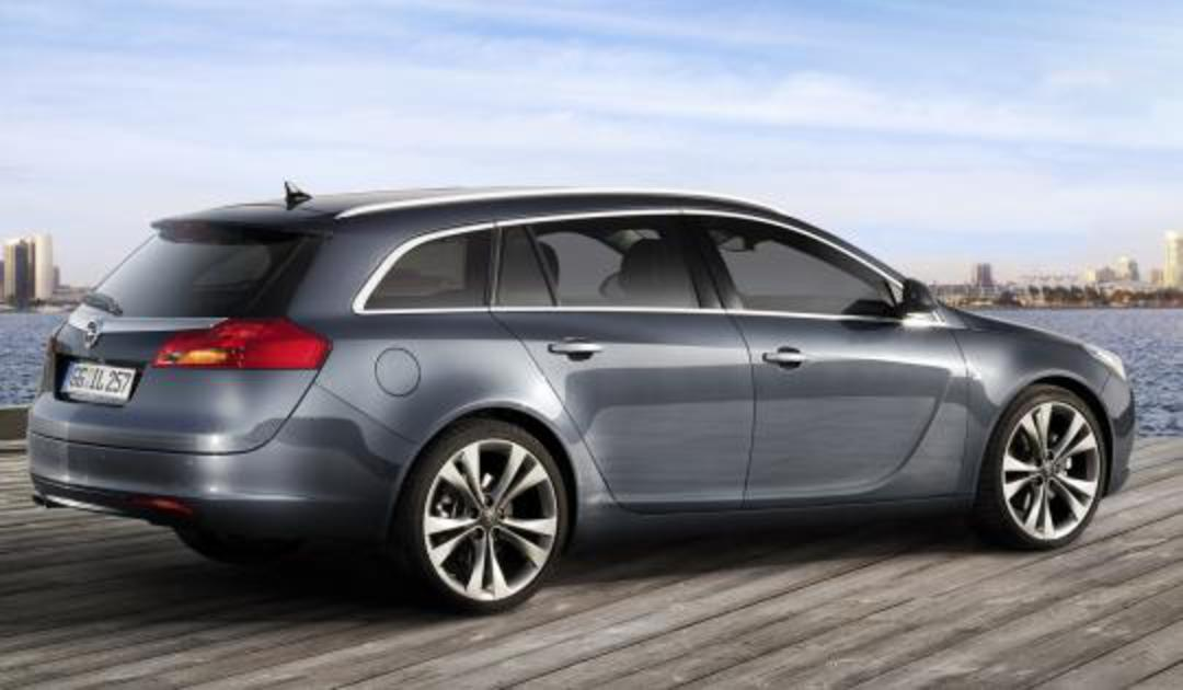 Opel insignia wagon (224 comments) Views 36164 Rating 82