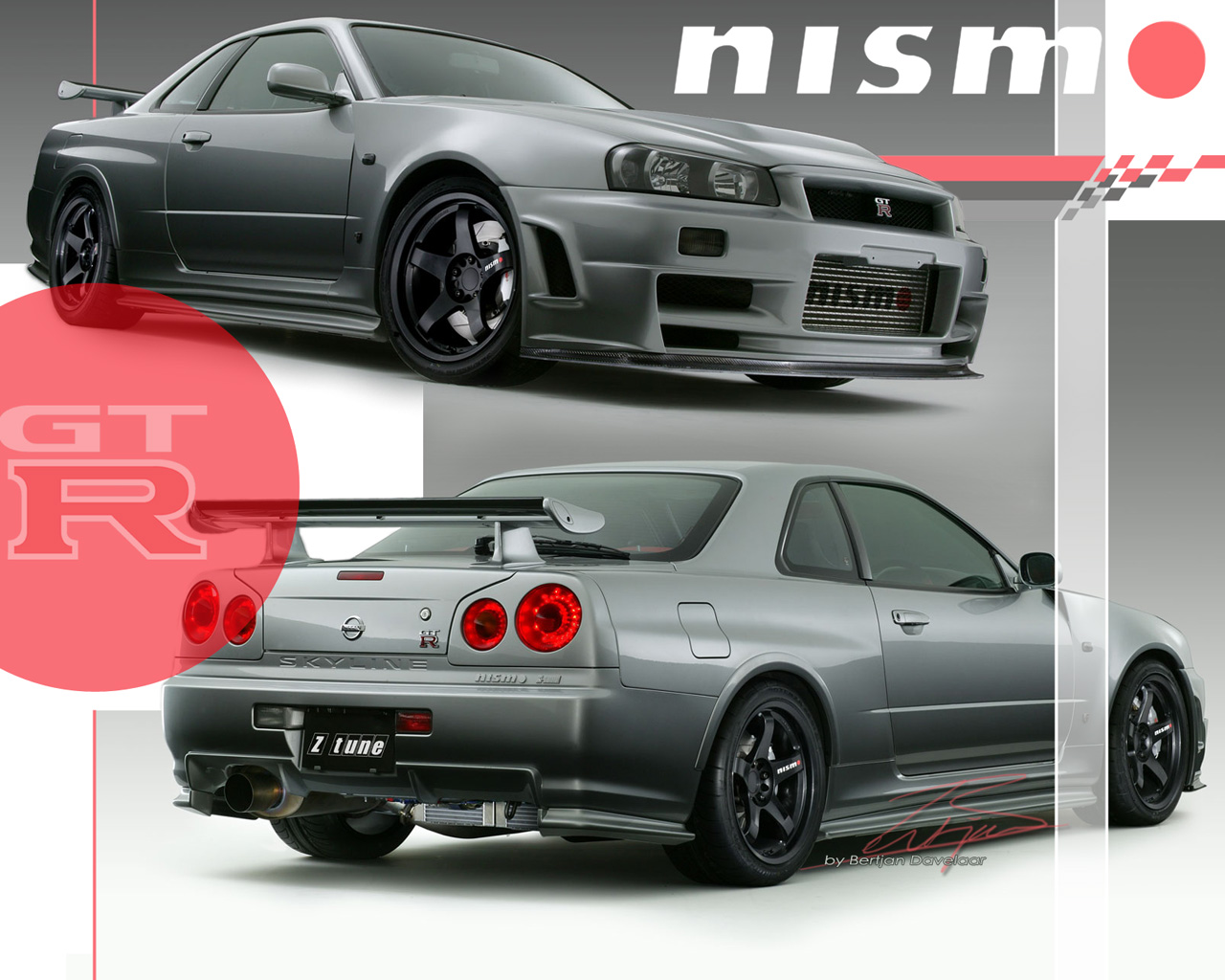 Nissan R34 GTR. View Download Wallpaper. 1280x1024. Comments