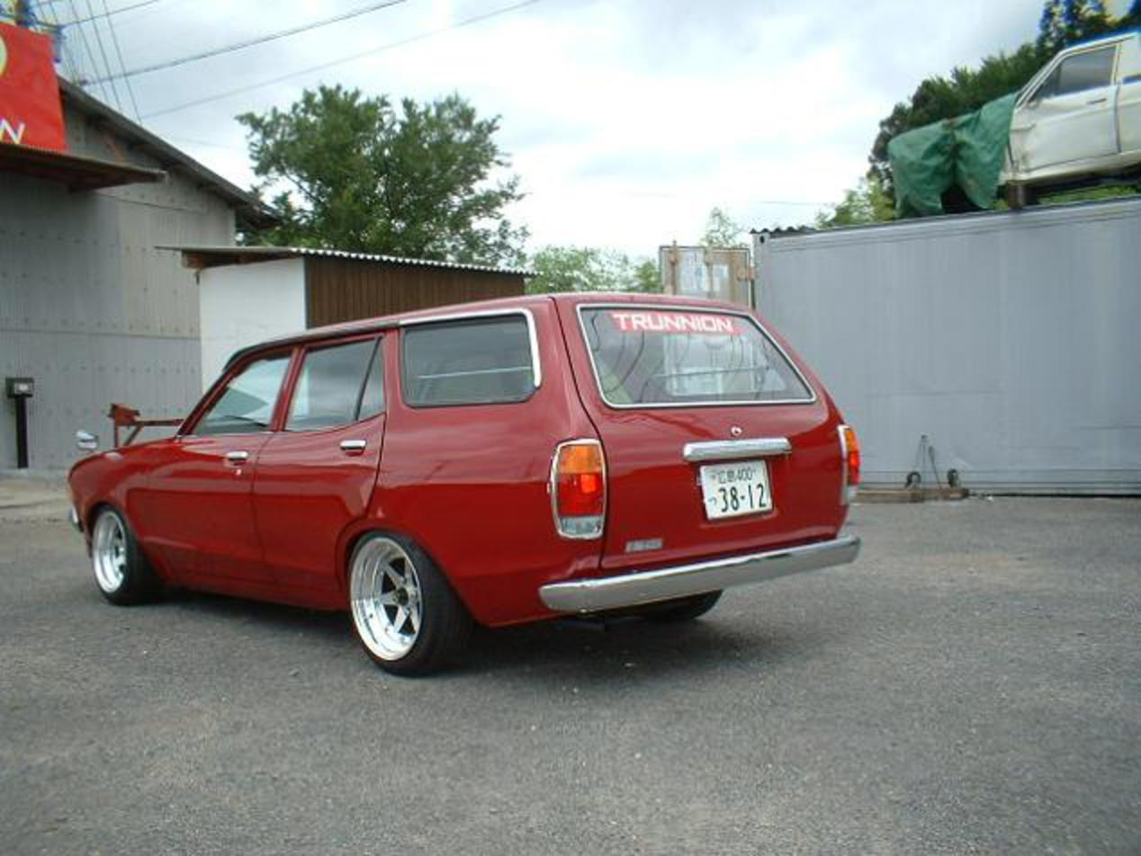 Datsun 120Y Wagon - cars catalog, specs, features, photos, videos, review,