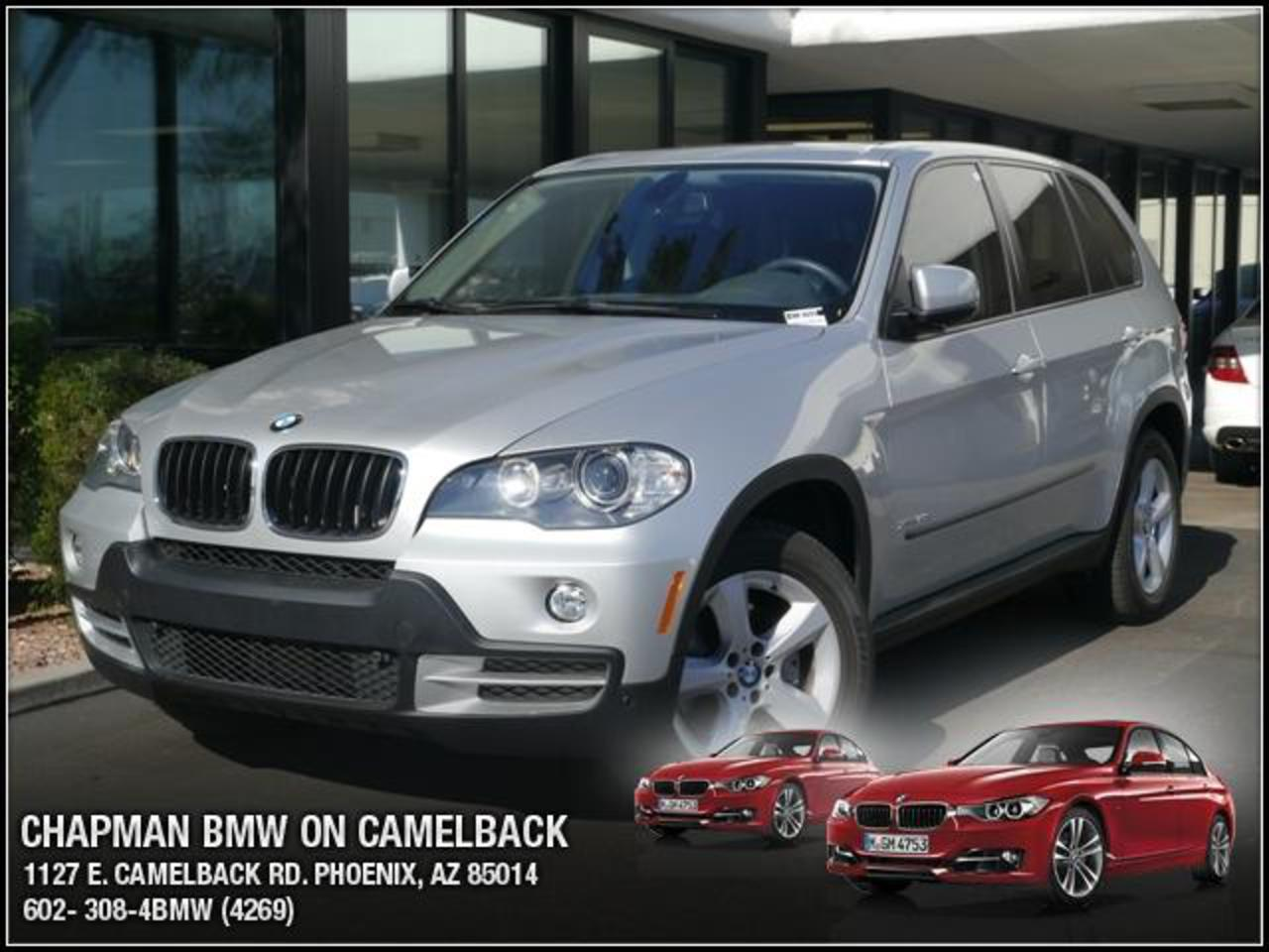 2010 BMW X5 30i AWD 17965 miles 1144 E Camelback 6023852286 March Madness