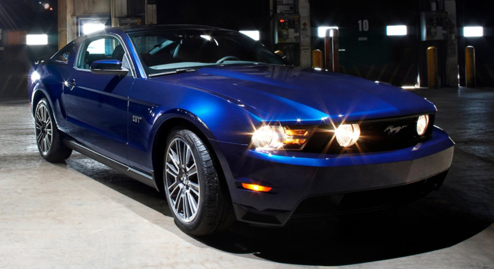 Ford Mustang GT. View Download Wallpaper. 804x437. Comments