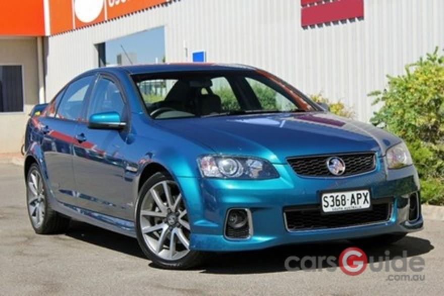 2012 HOLDEN COMMODORE SS-V VE II MY12. Picture 1 of 16. Play video