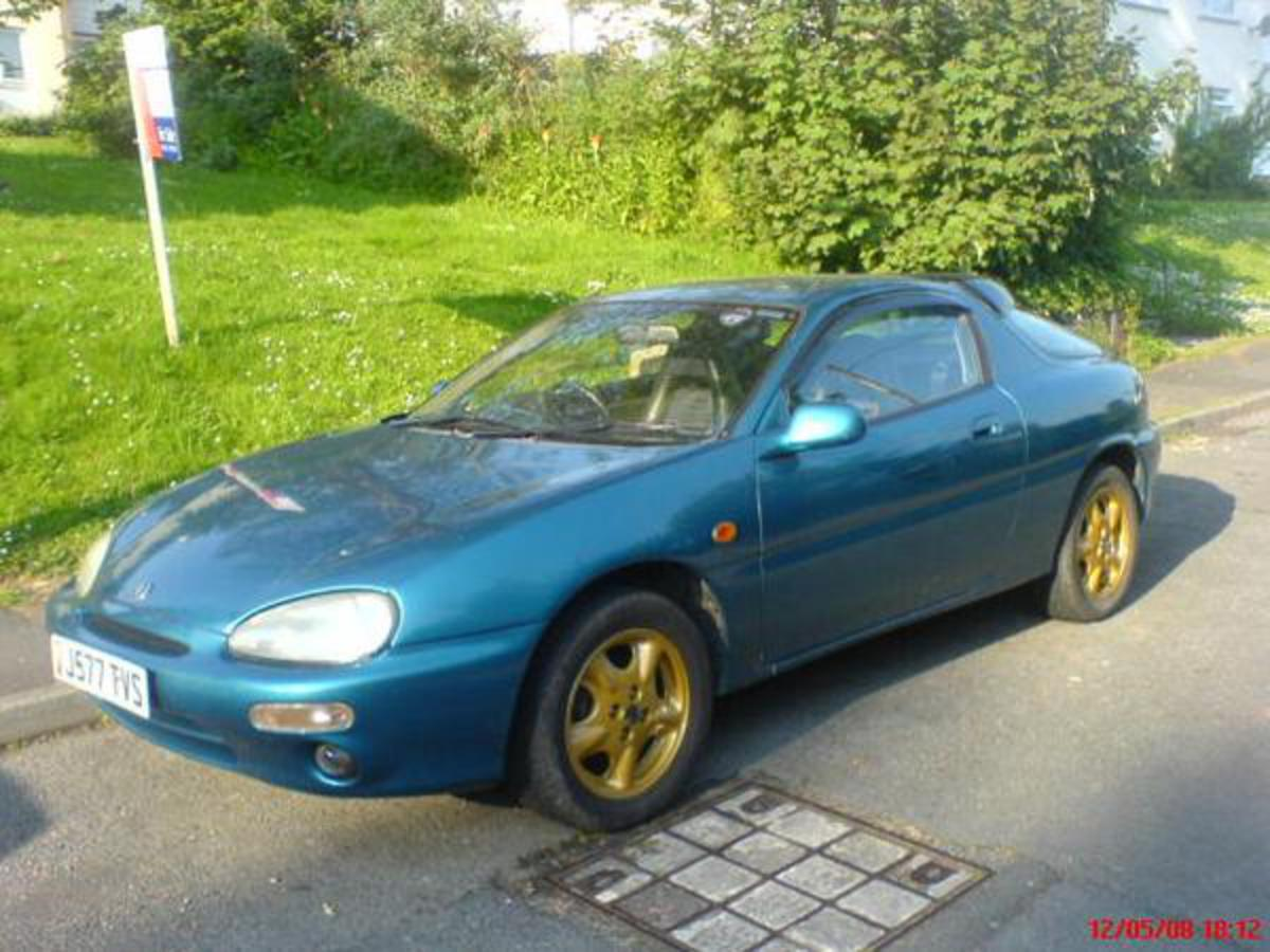 Mazda Presso Eunos. In this photo: Tag Embed Code Photo URL Report Abuse