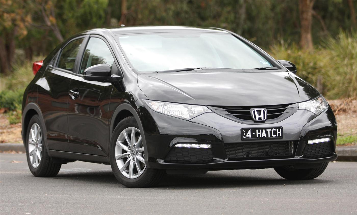 2012 Honda Civic Hatch VTi-S Long-Term Review - Update One