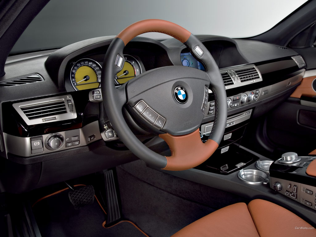 BMW 730d Exclusive Edition 1024 x 768 wallpaper