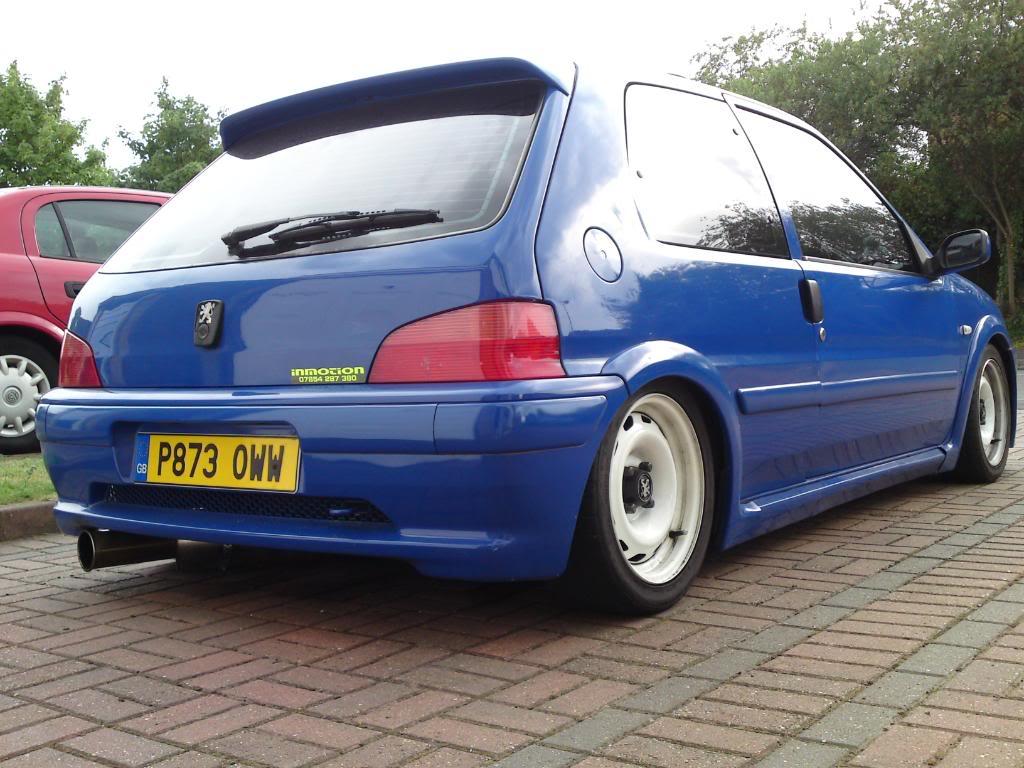 TopWorldAuto >> Photos of Peugeot 106 XR - photo galleries