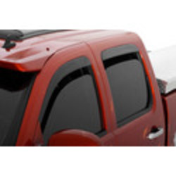 Auto Ventshade 01-06 BMW X5 AVS Ventvisor Front and Rear.