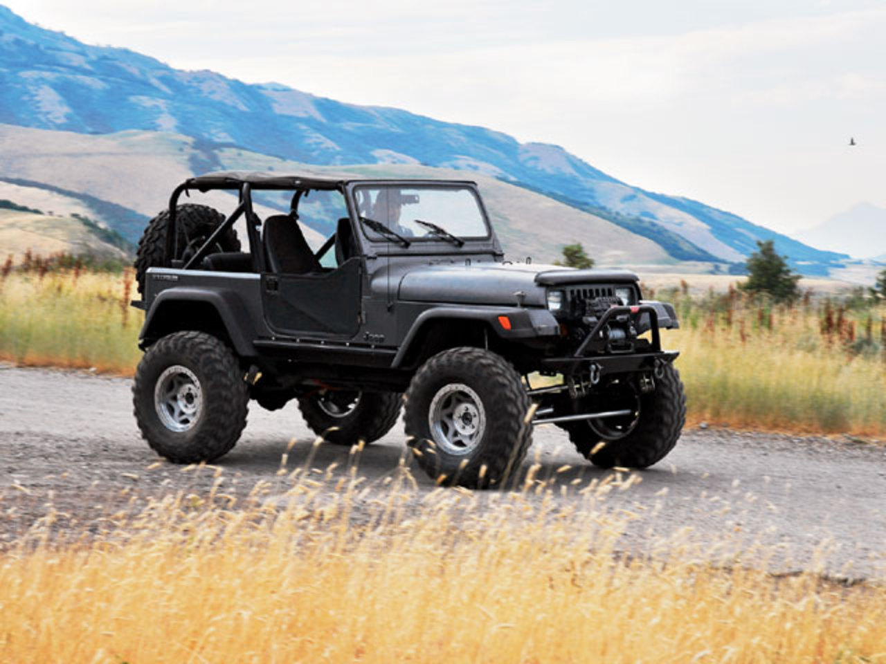 Topworldauto Gt Gt Photos Of Jeep Wrangler Yj Photo Galleries