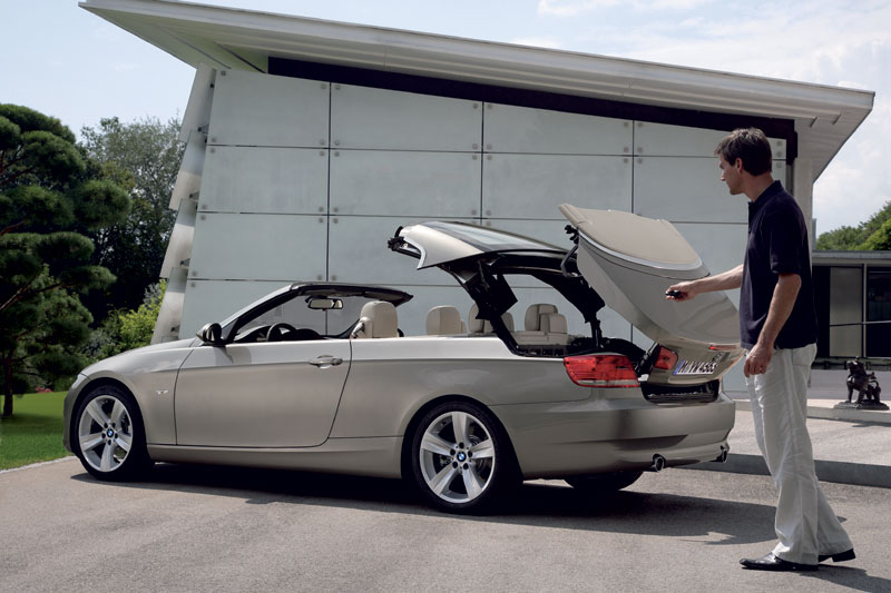 BMW 320d Cabrio - huge collection of cars, auto news and reviews,