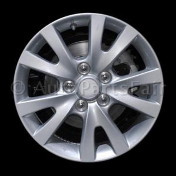 "2009 Mazda 3 16"" x 6.5"" Alloy Wheel"