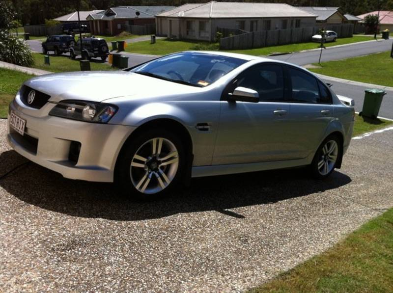 2007 Holden Commodore VE SV6 Sedan GREAT CONDITION!! $15,500.00