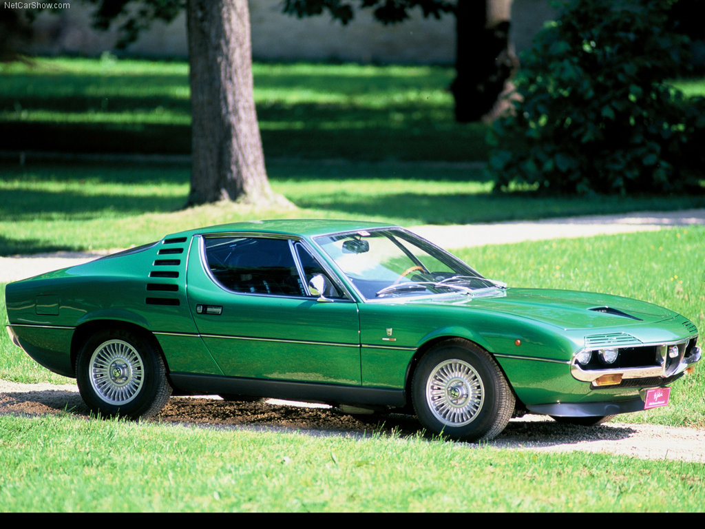 Alfa Romeo Montreal. View Download Wallpaper. 1024x768. Comments