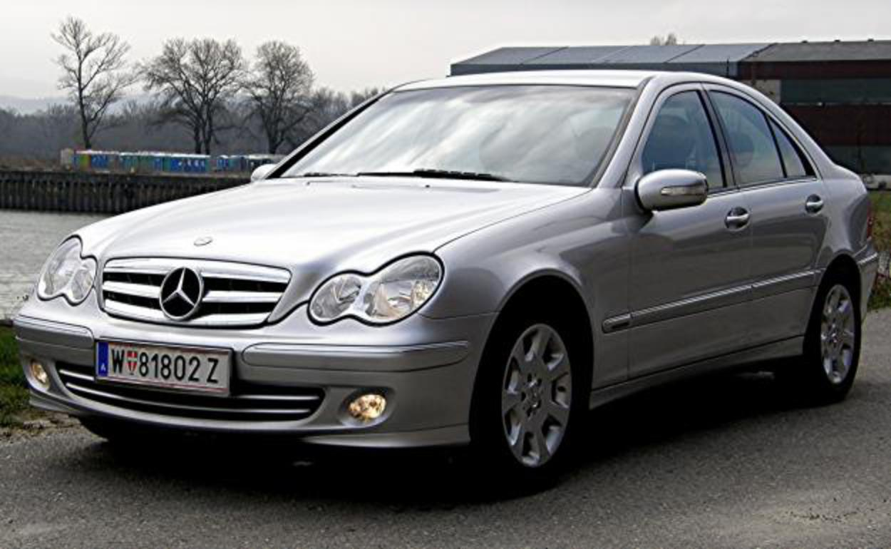 topworldauto photos of mercedes benz c 220 cdi elegance. Black Bedroom Furniture Sets. Home Design Ideas