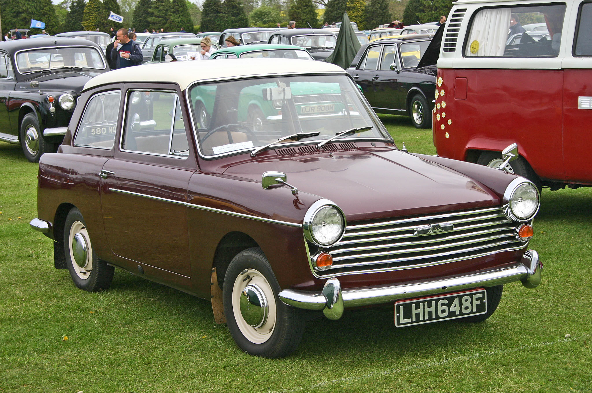 File:Austin A40 MkII front.jpg - Wikimedia Commons