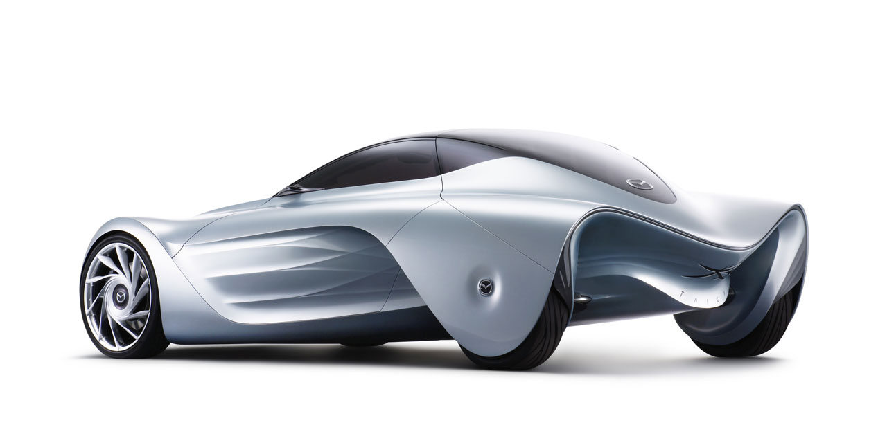 Mazda Taiki Concept 02 photos and wallpapers