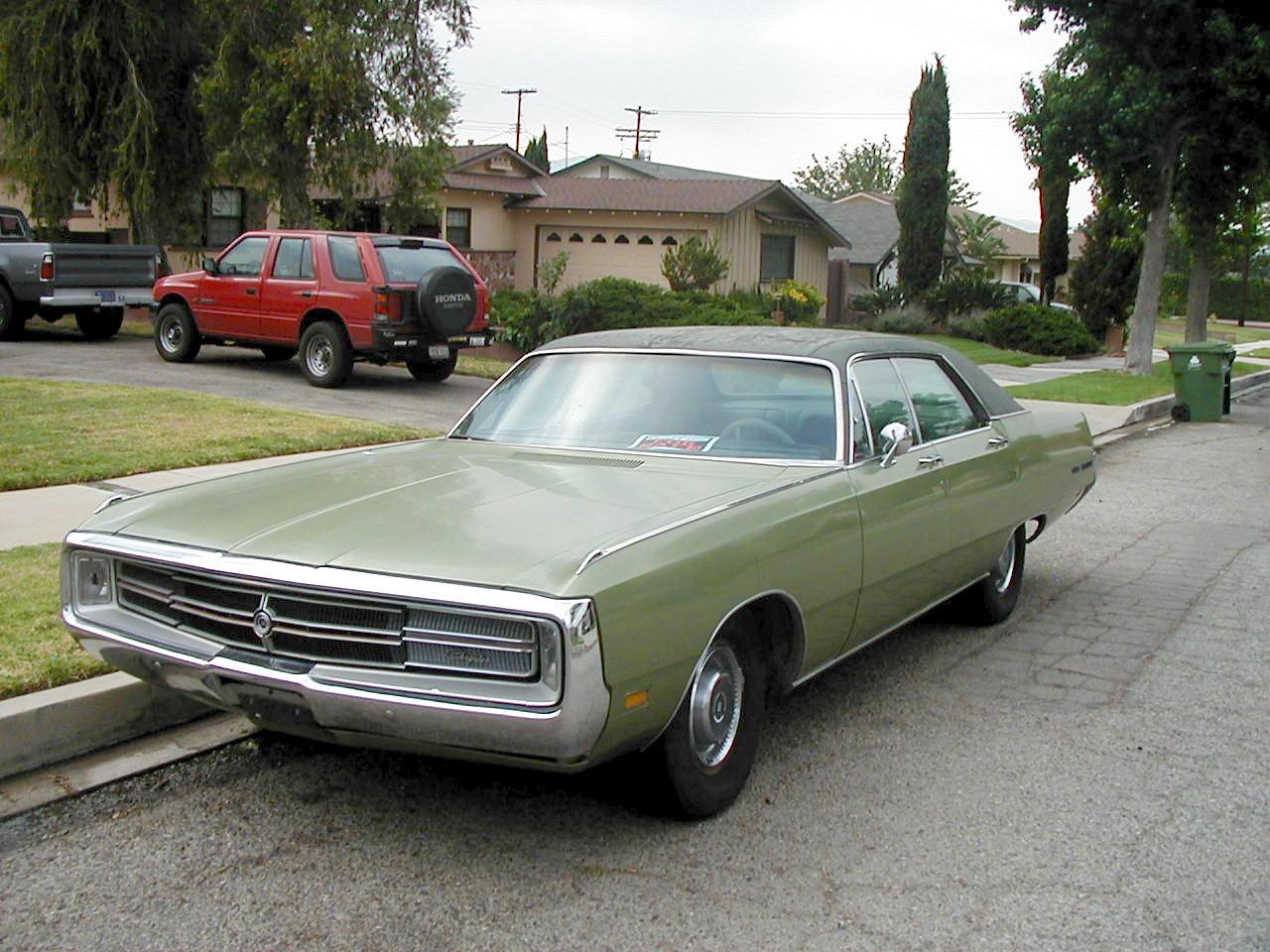 TopWorldAuto >> Photos of Chrysler 300 4 Door - photo ...