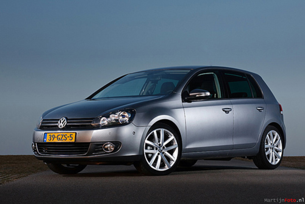 Volkswagen Golf Highline - huge collection of cars, auto news and reviews,