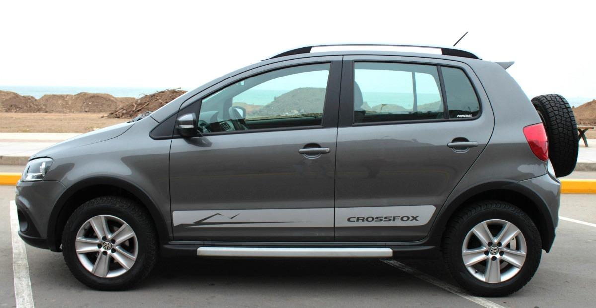 TopWorldAuto >> Photos of Volkswagen CrossFox - photo ...