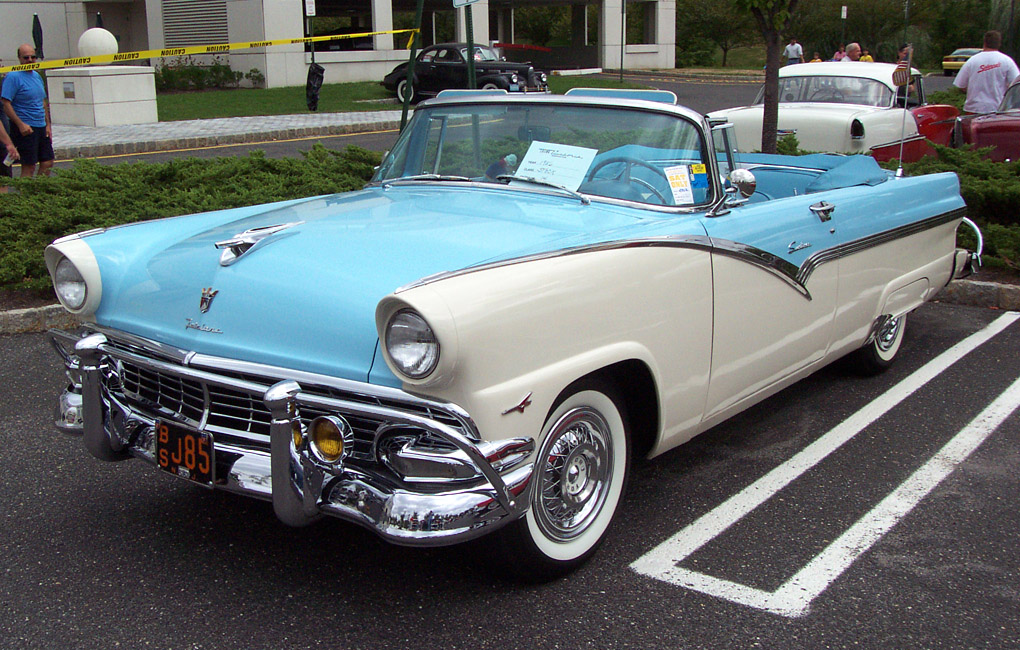 Ford Fairlane - huge collection of cars, auto news and reviews, car vitals,