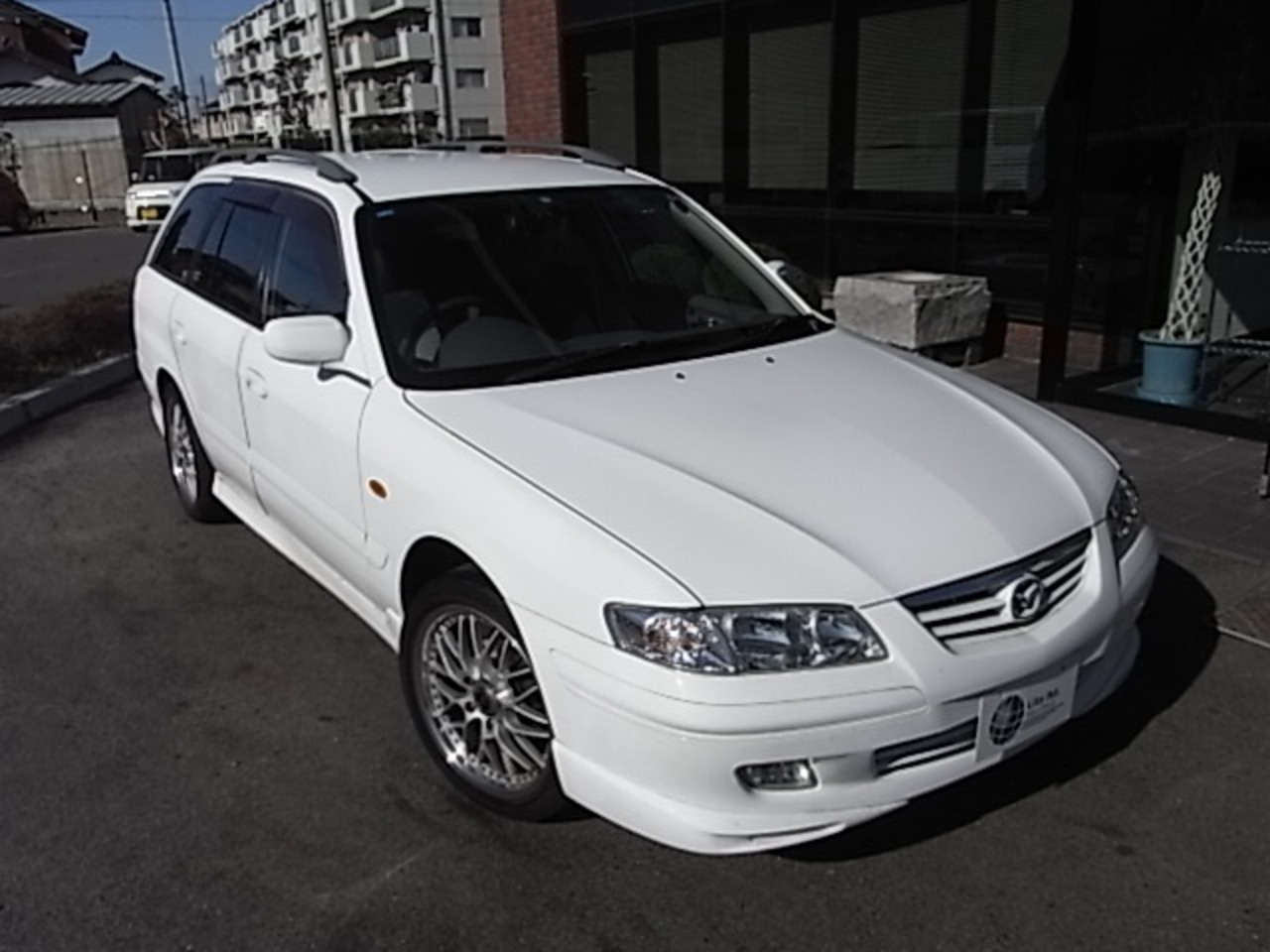 Mazda Capella SX Wagon - huge collection of cars, auto news and reviews,