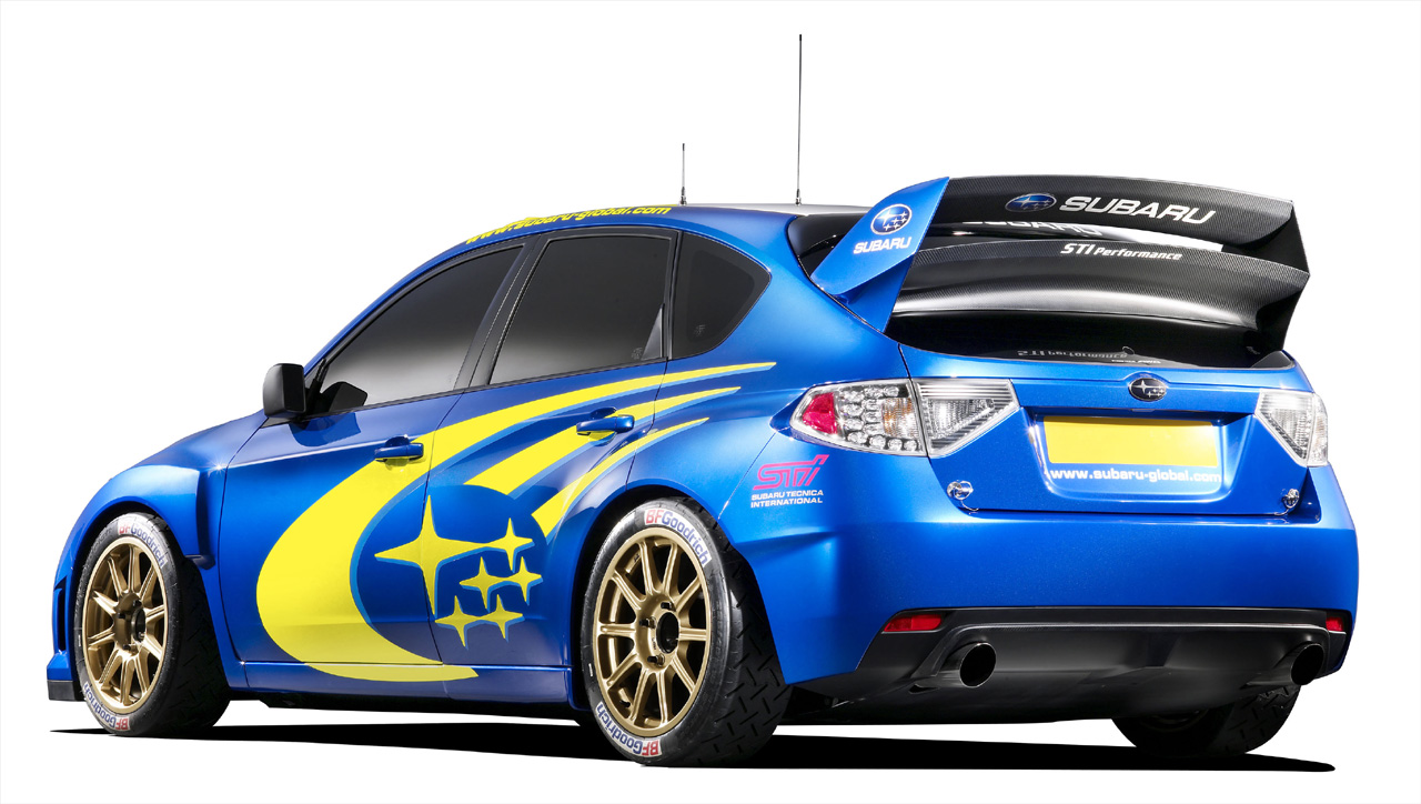 Subaru Impreza WRX STi WRC. View Download Wallpaper. 1280x724. Comments