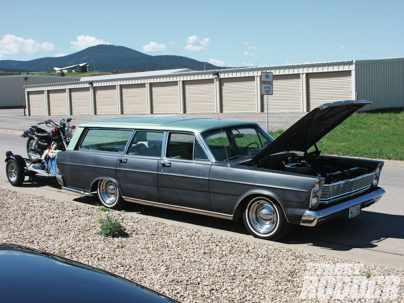 2010 Road Tour Profiles 65 Ford Station Wagon