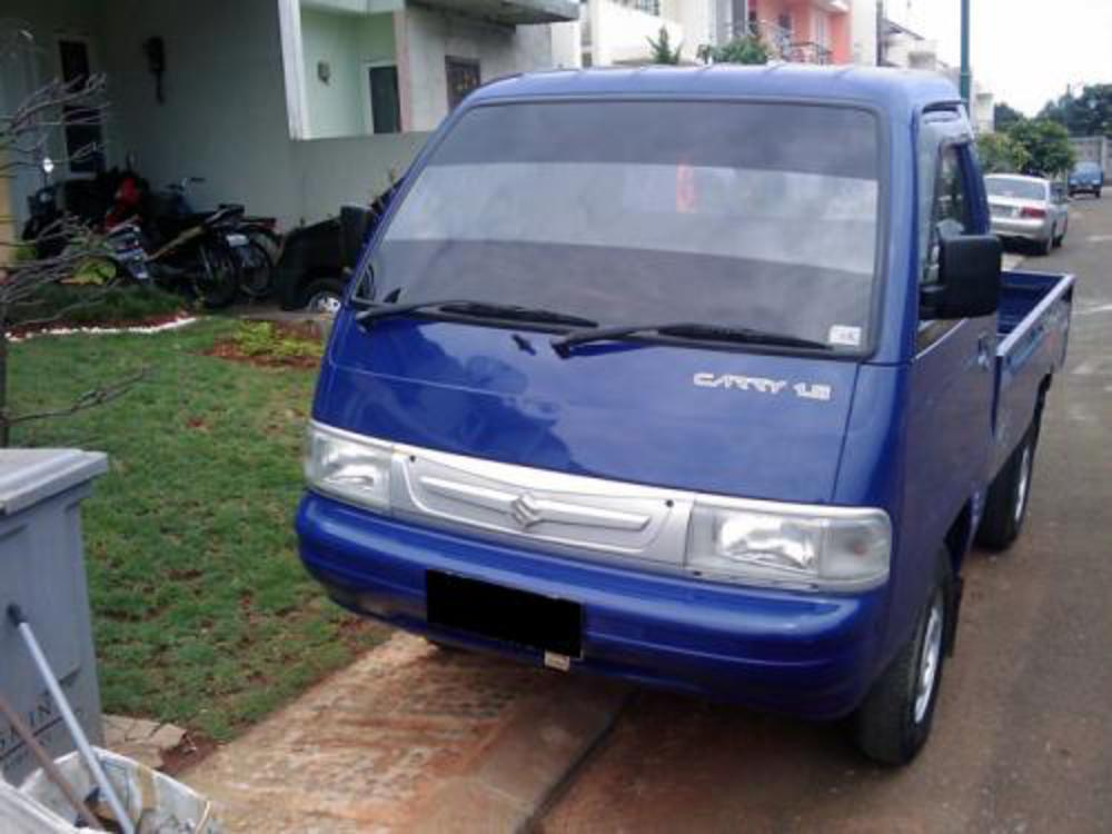 TopWorldAuto >> Photos of Suzuki Carry Pick up - photo ...