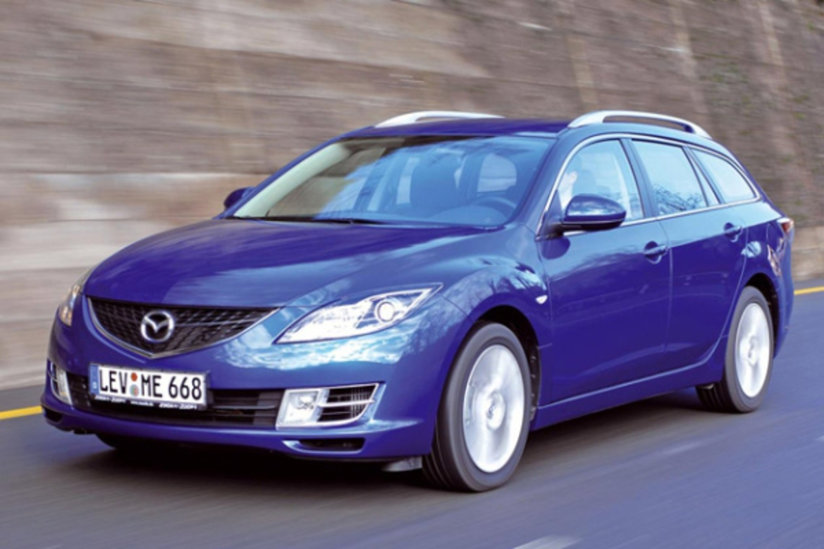 Mazda 6 23 Wagon. View Download Wallpaper. 600x400. Comments