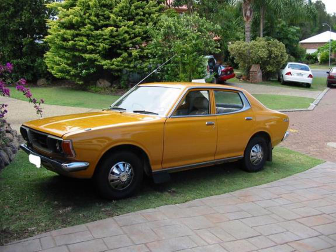 TopWorldAuto >> Photos of Datsun 180B - photo galleries