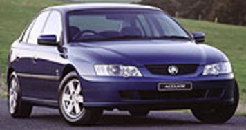 Holden Commodore (VY Commodore Acclaim)