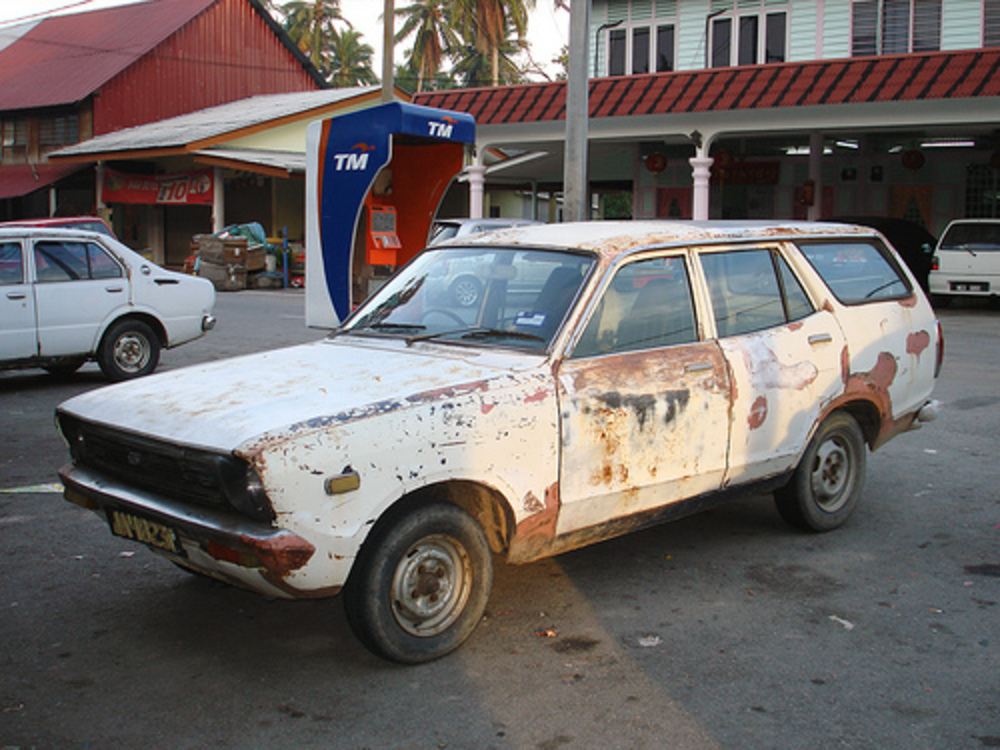 Datsun 120Y Wagon. View Download Wallpaper. 500x375. Comments
