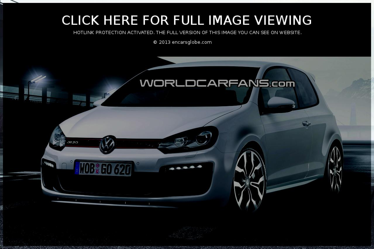 Volkswagen Golf GTI R32: 01 photo · Volkswagen Golf GTI R32: 02 photo
