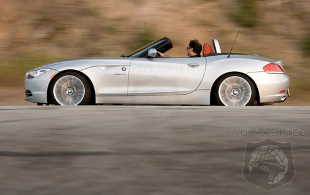 Edmund Inside Line Drives: 2009 BMW Z4 sDrive35i Full Test and Video