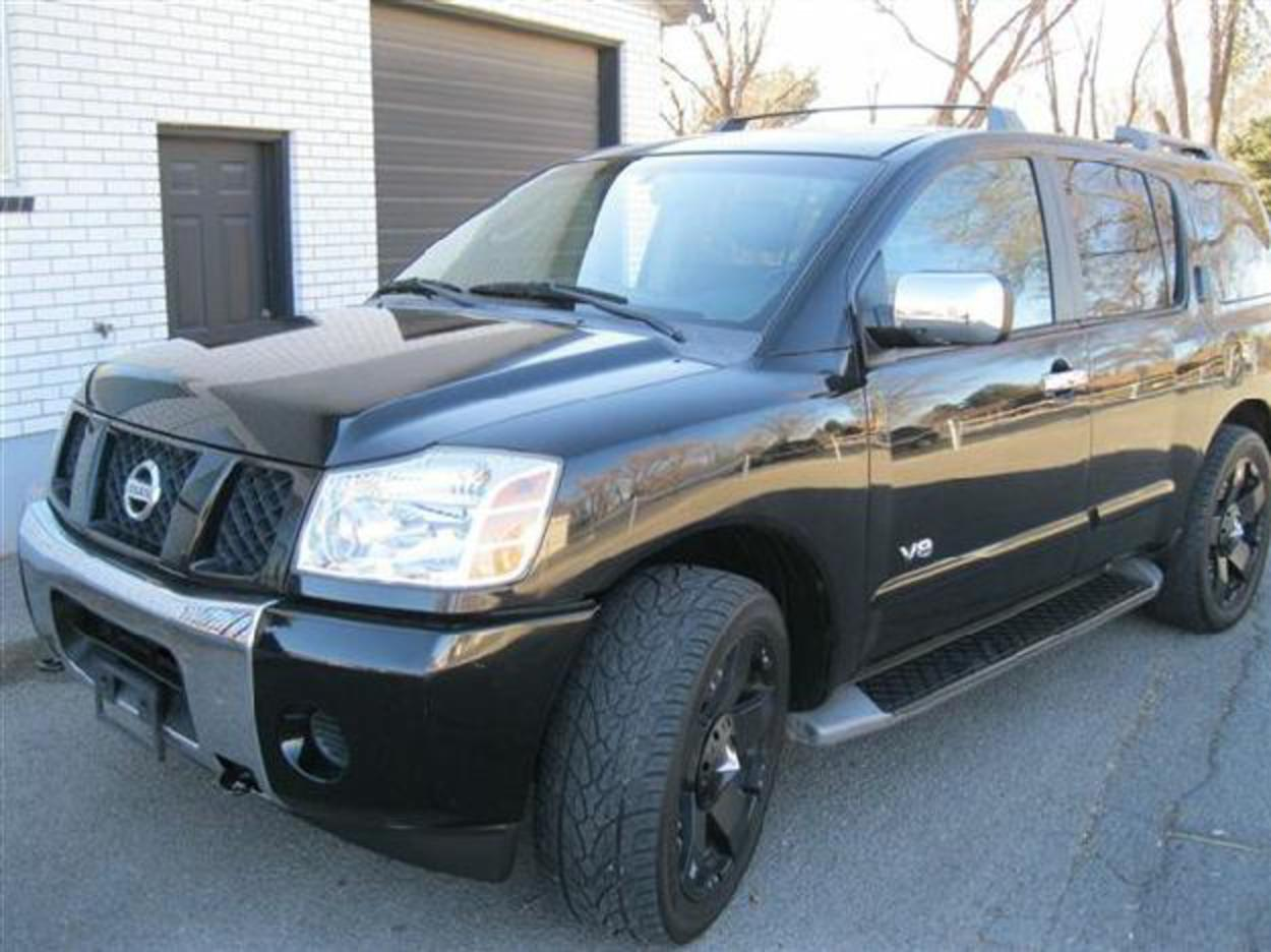 Pictures of Galaxy 2005 Nissan Armada SE 4x4 SUV - Dealer: Midvale
