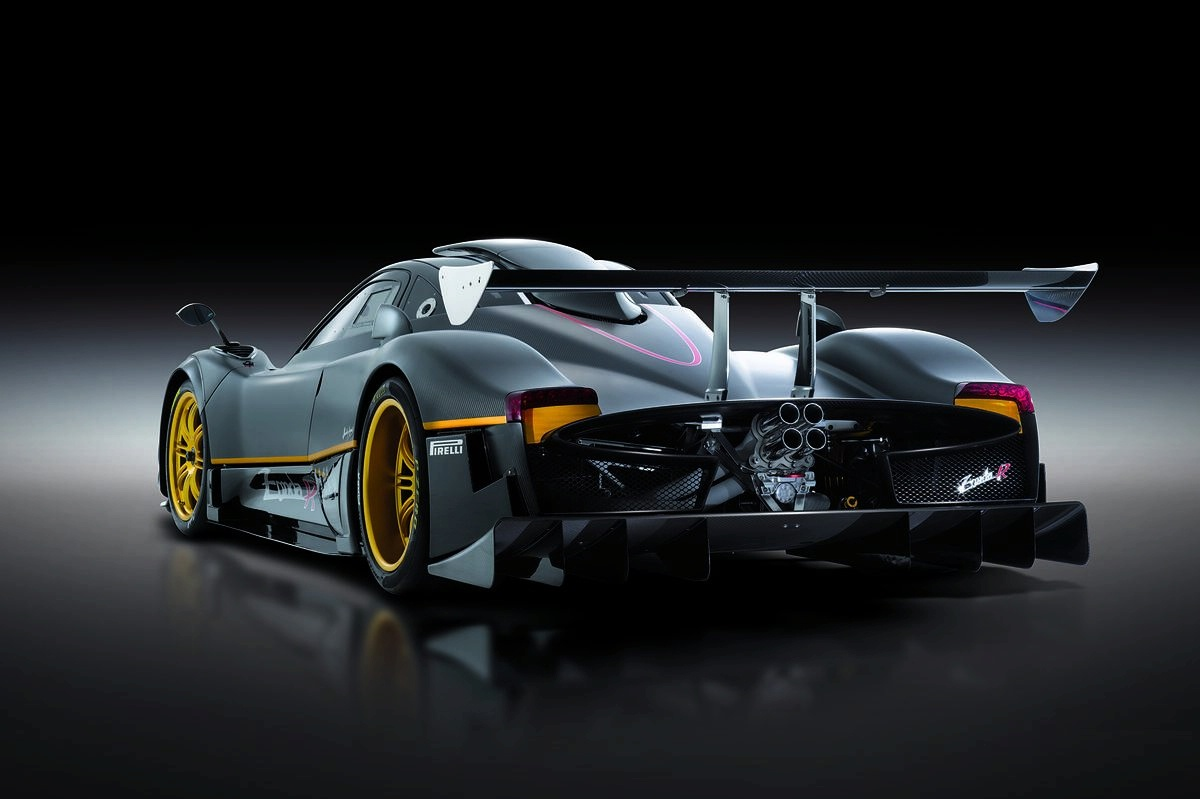 Pagani Zonda R: The epitome of hypersuperdupercar perfection ...