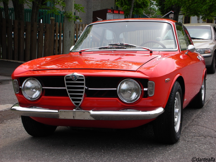 Alfa Romeo Giulia 1600 GT Junior. View Download Wallpaper. 700x525. Comments