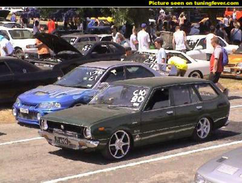 Mazda RX-3 Wagon. View Download Wallpaper. 400x303. Comments