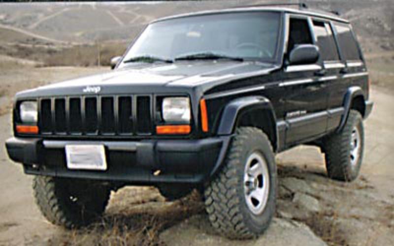 1997 Jeep Wrangler Manual Transmission Oil Capacity