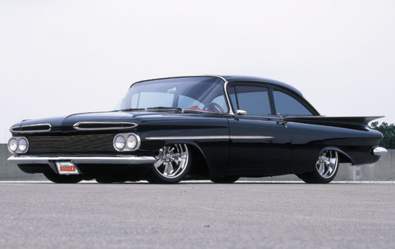 Chevrolet Biscayne - cars catalog, specs, features, photos, videos, review,