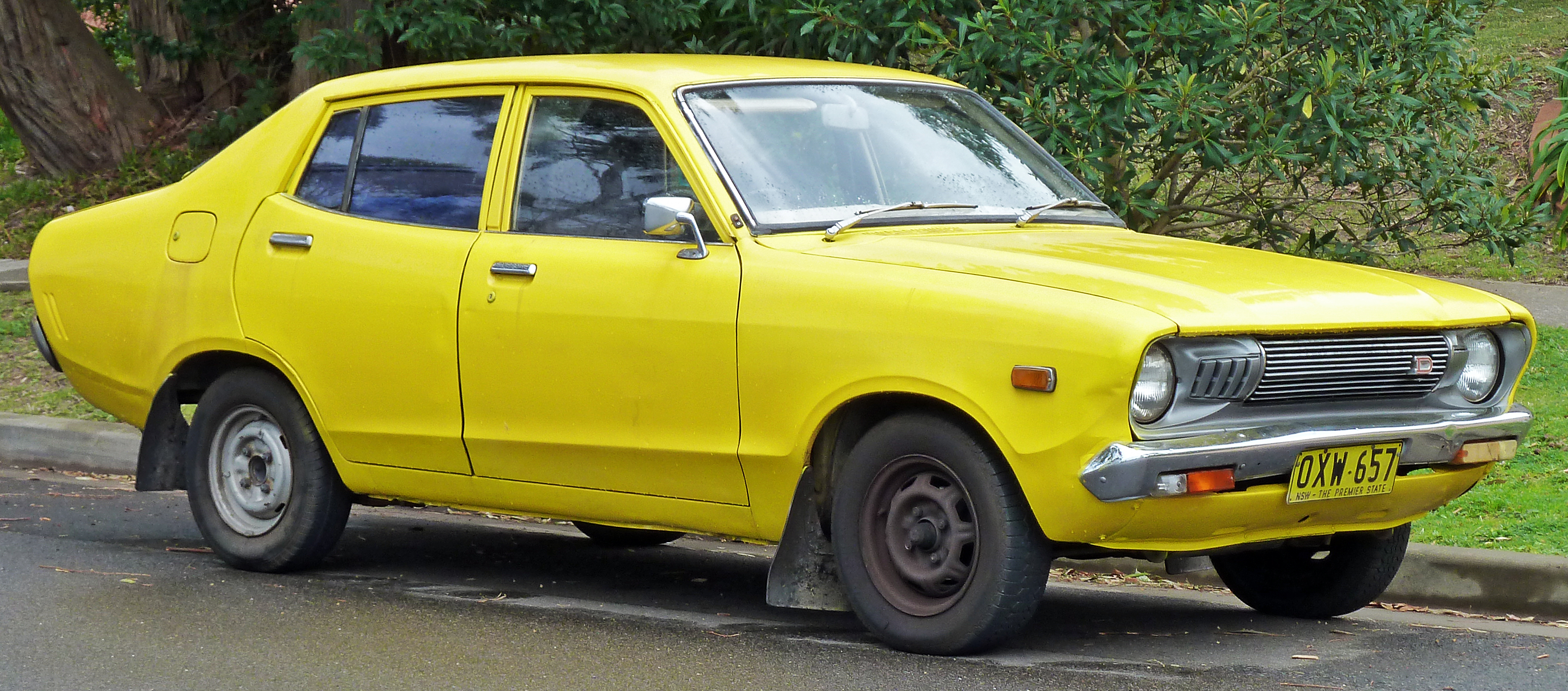 TopWorldAuto >> Photos of Datsun 120Y - photo galleries