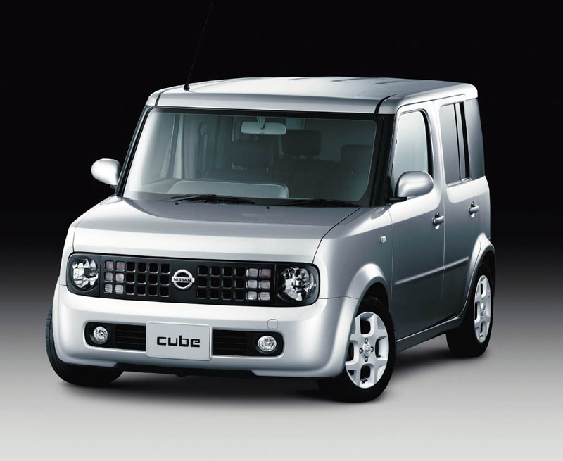 Nissan Cube Image Gallery