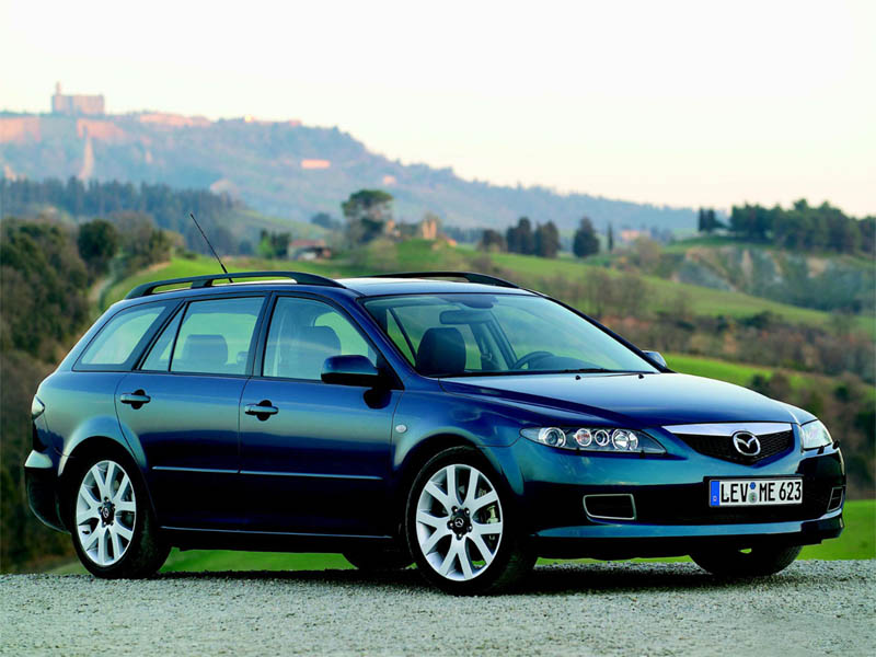 Mazda 6 23 Wagon. View Download Wallpaper. 800x600. Comments