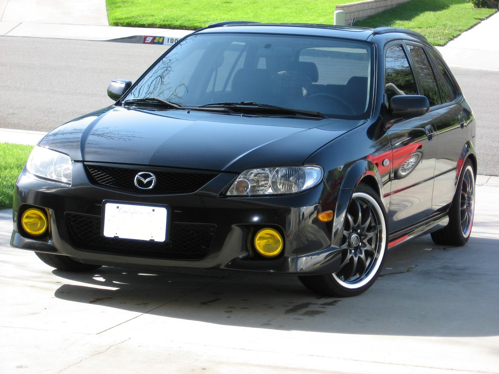 Mazda Protege5 Added on May 25 by Nomad