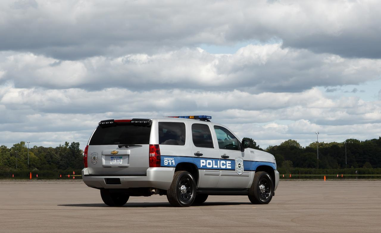 2012 Chevrolet Tahoe PPV. WALLPAPER; PRINT; RETURN TO ARTICLE