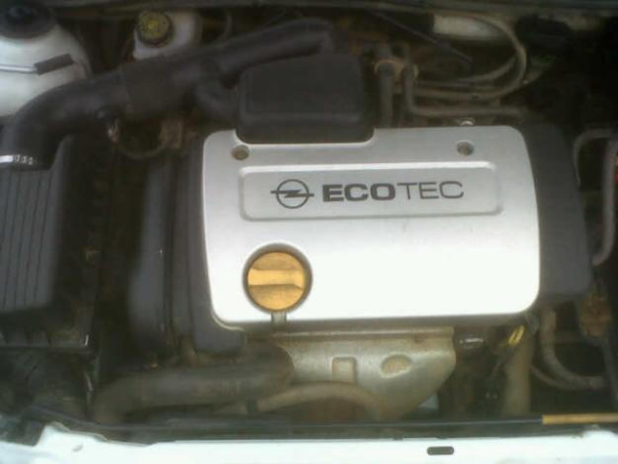 Opel Astra 2002 1.6i For Sale - Cape Town - Sale opel astra 16i