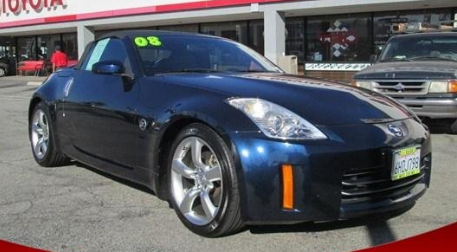 This 2008 Nissan 250Z Roadster will have you turning heads for a great price