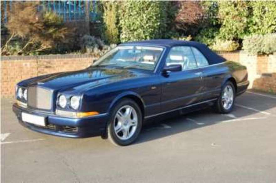 Bentley Azure Mulliner Convertible For Sale, classic cars for sale ...