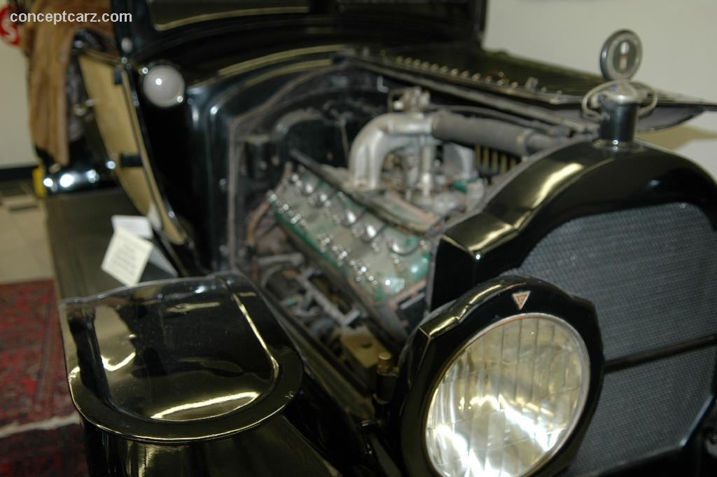 Auction results and data for 1916 Packard Twin Six | Conceptcarz.